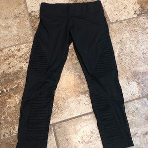 Victoria's Secret women's mesh workout pants